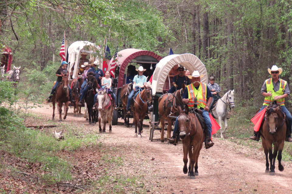 SCHOLARSHIP TRAILRIDE